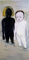 the conspiracy by marlene dumas
