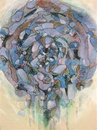dark blue by jeffrey nemeroff