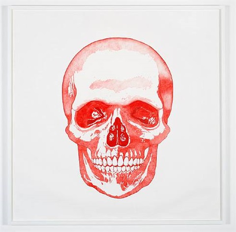 skull by keren cytter