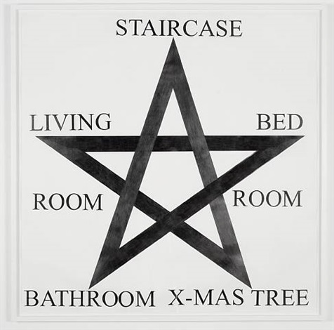 pentagram by keren cytter
