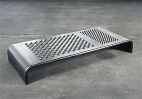 daybed by mona hatoum