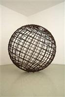 globe by mona hatoum