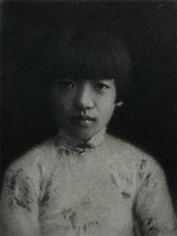 ah jing by zhang huan