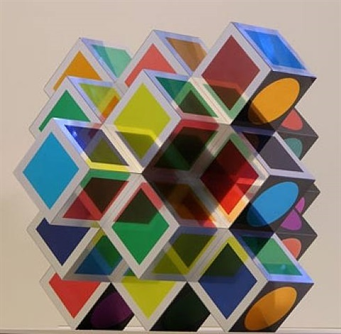 kroa a by victor vasarely
