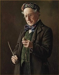 a fine specimen by charles spencelayh