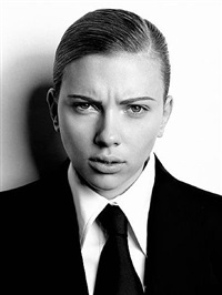 scarlett<br>los angeles, 2005 by russell james