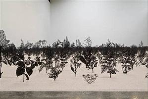 blackfield installation view by zadok ben david