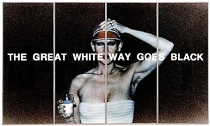 the great white way goes black by katharina sieverding