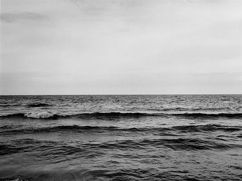 untitled (from the series meer #3) by michael schmidt