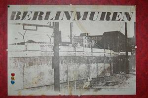 berlinmuren by lars laumann