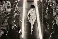 black in white america, harlem, new york by leonard freed
