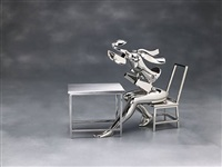 seated figure ii by ernest tino trova