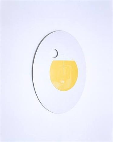 ellipsoid flywheel mirror by olafur eliasson