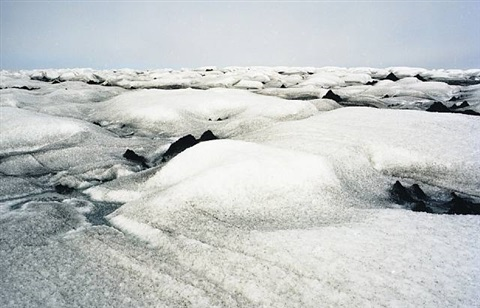 iceland series by olafur eliasson