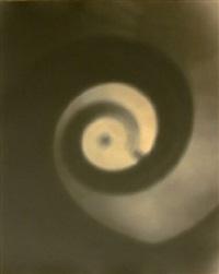 series #6: architectural study - stairwell (103621) by robert stivers