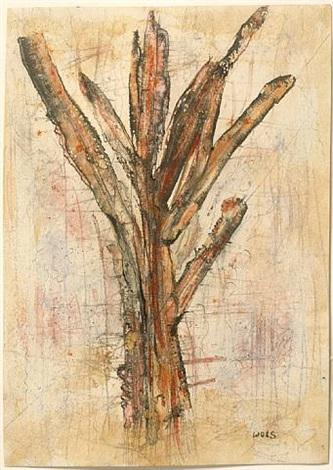 untitled (tree) by wols