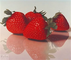 strawberries by jon kuhn