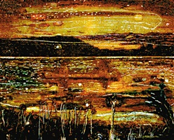 night fishing by peter doig