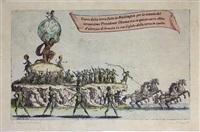 atlas and the arugulas by enrique chagoya