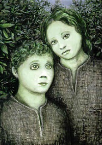 the green children by robert hawkins