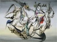 ciel de pieuvre by wolfgang paalen