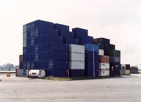 container series by frank breuer