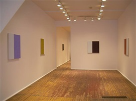 'from the table of pigments and fresco paintings' installation view #3