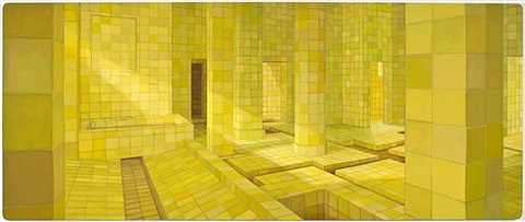 o iluminado (the shining) by adriana varejao