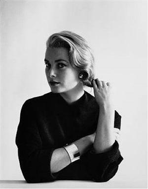 grace kelly by mark shaw