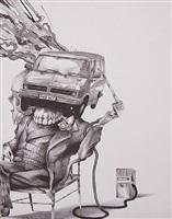 gas guzzler by claudio ethos