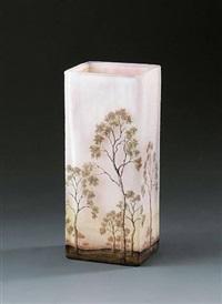 vase mit birken by daum