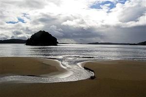 beach stream by simon schaffer-goldman