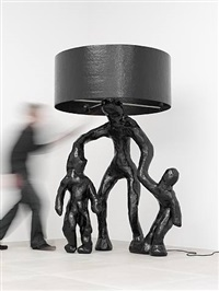 family lamp by atelier van lieshout