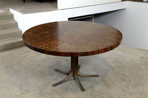 center table by jules wabbes