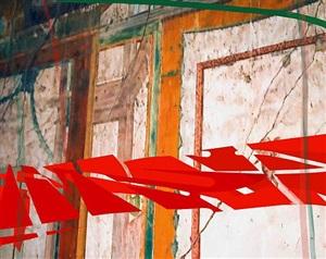 pompeii red by antonio petracca