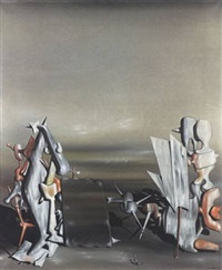 vers d'anciens appels by yves tanguy