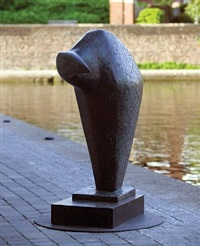 monumental avian form by terence coventry
