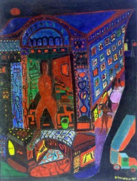 nocturne by ralph fasanella