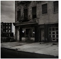 brooklyn bar (sold) by peter hujar