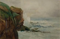 seascape by percy gray