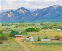 taos valley by byron fullerton
