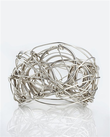 unique wire cuff by forrest warden myers