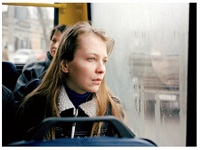 untitled (natascha on bus) by andrea diefenbach