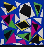 poster show by henri matisse