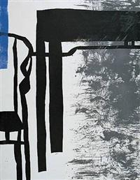 half-table, half-chair by wang huaiqing