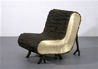 tree trunk chair by bo young jung & emmanuel wolfs