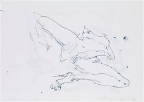 suffer love xii by tracey emin