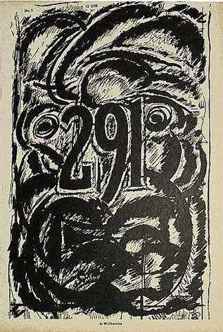 291, no. 3, may 1915 by alfred stieglitz