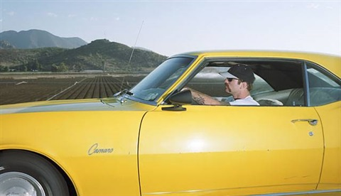 man traveling southeast on u.s. route 101 at approximately 71 mph somewhere around camarillo, california, on a summer evening in 1994 by andrew bush