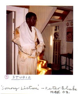 sonny liston by peter blake